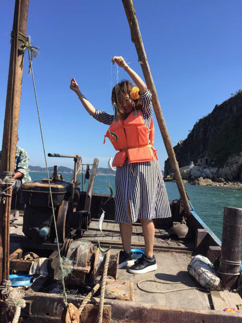 哈仙岛兴旺渔家